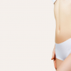 feature image for 3D lipo cavitation treatment of woman's figure in white briefs