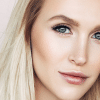 feature image for near infrared skin tightening treatment with blonde woman looking at the camera