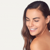 banner image for dermapen microneedling of happy woman with beautiful skin